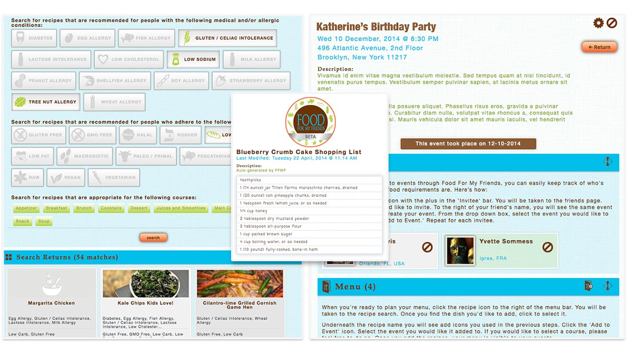 foodformyfriends.com screenshots one